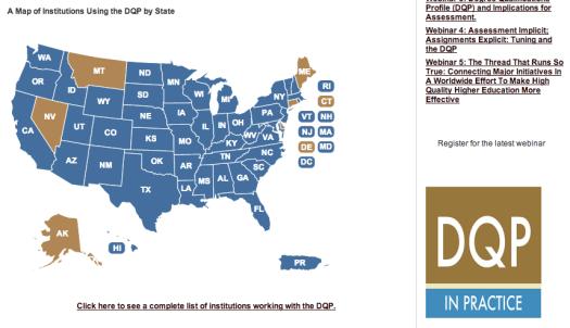 DQP map