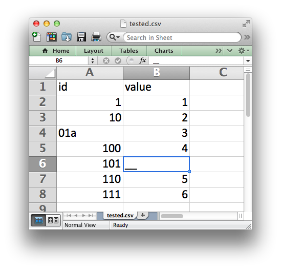 how to keep leading zeros in excel csv