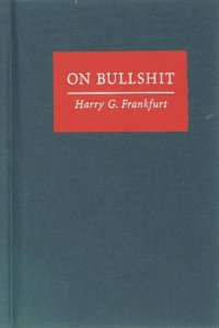 cover of On Bullshit