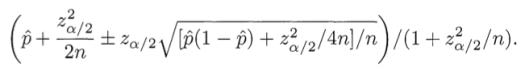 rating equation